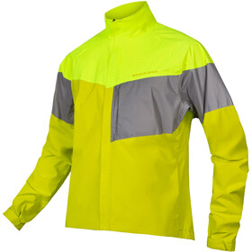 Endura Urban Luminite II Jacke Herren neon yellow